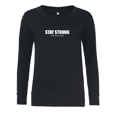 Sweater Stay Strong